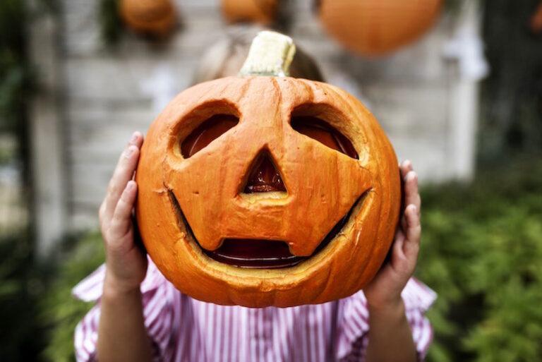 Pumpkin Carving in London