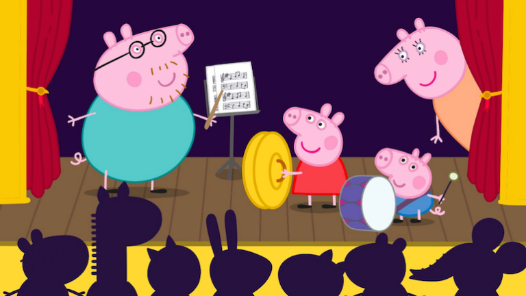 Contest Peppa Pig