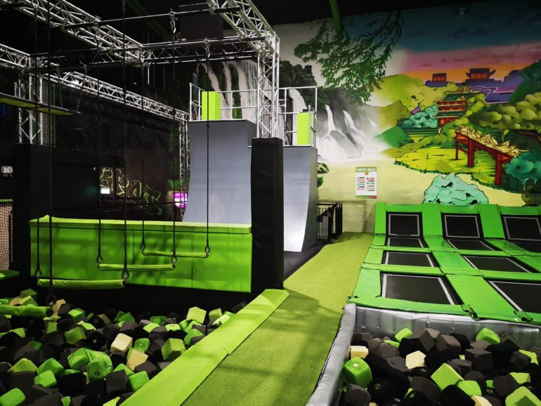 Flip Out Brent Cross - Trampoline Parks in London