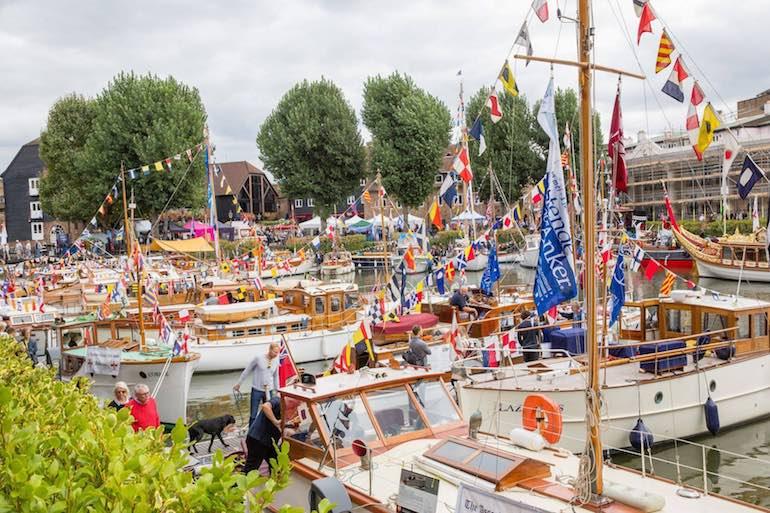Classical Boat Festival
